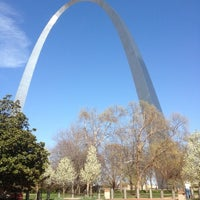Photo taken at Gateway Arch by Timothy on 5/20/2013