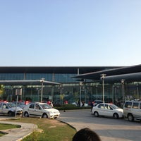 Photo taken at Chaudhary Charan Singh International Airport (LKO) by Abhishek D. on 2/9/2013