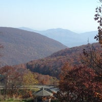 Photo taken at Wintergreen Resort by Harold E. on 10/25/2012