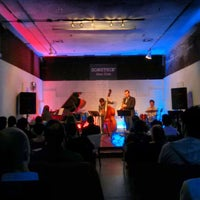 Photo taken at Somethin' Jazz Club by Shuichi A. on 4/7/2013