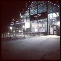 Photo taken at Whistler Village Gondola by @FusionRockRadio V. on 12/6/2012