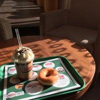 Photo taken at Krispy Kreme by Syafiqah N. on 3/4/2015