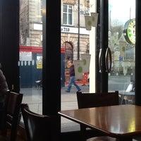 Photo taken at Starbucks by Steve on 1/9/2013