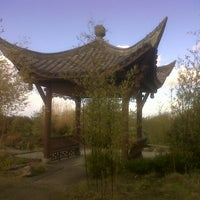 Photo taken at Seattle Chinese Garden by Monica K. on 8/2/2014