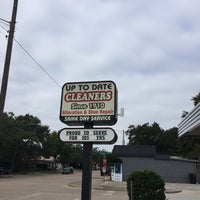 Photo taken at Up-to-date cleaners by Ramon B. on 9/27/2016