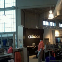 Photo taken at adidas Factory Outlet by Sir J. on 5/18/2013