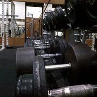 Photo taken at TechnoFlex Gym & Fitness Club by John W. on 11/6/2013
