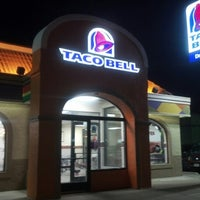 Photo taken at Taco Bell by The Liteman on 2/7/2013