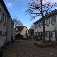 Photo taken at Hotel Domhof Speyer by Monika v. on 2/13/2016