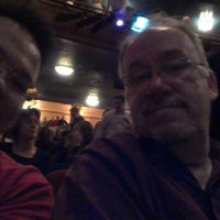 Photo taken at August Wilson Theatre by Maximilian Chong i. on 12/21/2012