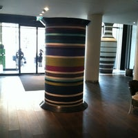 Photo taken at G&V Royal Mile Hotel by Mariel W. on 4/16/2012