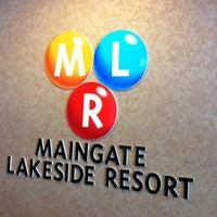 Photo taken at Maingate Lakeside Resort by Gabriel Torres A. on 10/5/2012