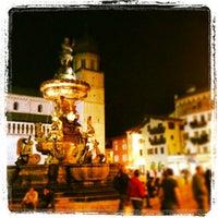 Photo taken at Piazza Duomo by Matteo M. on 5/4/2013