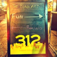 Photo taken at The Blaguard by Maite P. on 11/13/2012