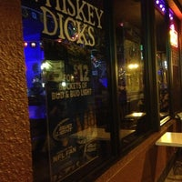 Photo taken at Whiskey Dicks by Maite P. on 9/28/2012