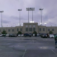 Photo taken at War Memorial Stadium / AT&T Field by Andy A. on 11/23/2013