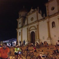 Photo taken at Plaza de Soledad by Brianith A. on 8/27/2014