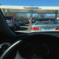 Photo taken at Costco Gasoline by Erik A. on 2/18/2013