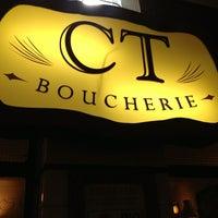Photo taken at CT Boucherie by Haroldo M. on 7/21/2013