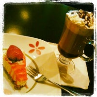 Photo taken at Paris Cafe by Daniel R. on 9/23/2012