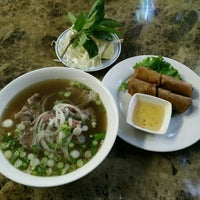 Photo taken at Toast & Pho by Peter Y. on 9/12/2015