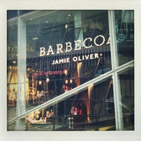 Photo taken at Barbecoa by Sandra t. on 6/26/2013