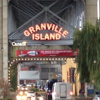 Photo taken at Granville Island Public Market by Amy H. on 10/31/2012