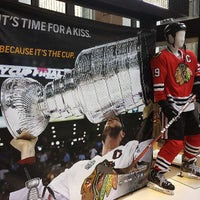 Photo taken at NHL Store Powered by Reebok by Marques S. on 7/27/2013