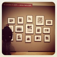 Photo taken at International Center of Photography by javier s. on 4/23/2013