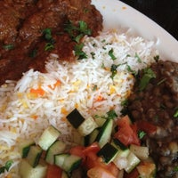 Photo taken at Akbar Cuisine of India by Peter J. J. on 8/30/2012