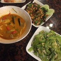 Photo taken at Phad Thai by Nicole Lee on 5/19/2016