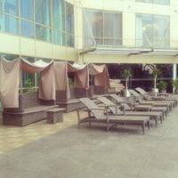 Photo taken at Hotel Pullman Surabaya City Centre by Dewi W. on 4/28/2013