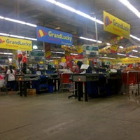 Photo taken at Grand Lucky Superstore by Rere F. on 12/6/2012