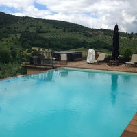 Photo taken at Fontanaro Organic Farm and vacation villas by Stephen O. on 5/26/2013