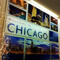 Photo taken at Chicago Midway International Airport (MDW) by Zach R. on 12/27/2012