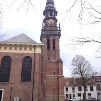 Photo taken at Nieuwe Kerksplein Haarlem by Eric S. on 4/1/2015