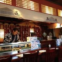 Photo taken at Ginza by Iriscia on 12/22/2012