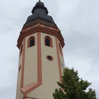 Photo taken at Altstadt Durlach by Thilo G. on 7/5/2014