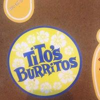 Photo taken at Tito's Burritos by Merrisa🏥 on 2/23/2013