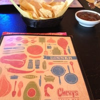 Photo taken at Chevys Fresh Mex by Paul B. on 5/28/2012