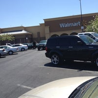Photo taken at Walmart Supercenter by Cely C. on 6/1/2012