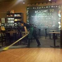 Photo taken at Starbucks by David J D. on 2/21/2012