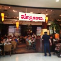 Photo taken at Almanara by Tabata Q. on 4/7/2012