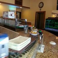 Photo taken at Sakura Japanese Restaurant by Josh P. on 9/5/2012