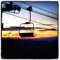 Photo taken at Buttermilk Mountain by Dan S. on 3/16/2012