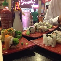 Photo taken at Sushi Deli 1 by Kelly U. on 5/25/2012