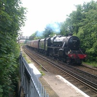 Photo taken at Broadstairs Railway Station (BSR) by Neil W. on 6/28/2012