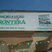 Photo taken at Periodico Frontera by Arturo G. on 9/13/2012