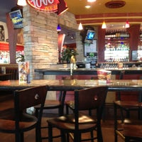 Photo taken at Red Robin Gourmet Burgers by Steven R. on 2/25/2012