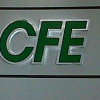 Photo taken at CFE Atenco by Pau M. on 2/17/2012